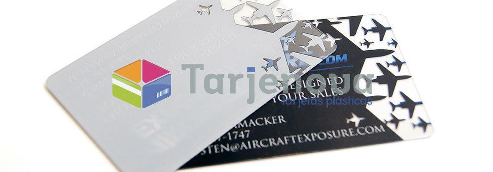 fabricantes tarjetas pvc